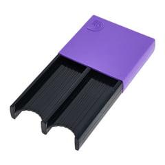 DAddario Woodwinds Reed Guard large purple