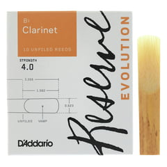DAddario Woodwinds Reserve Evolution Clarinet 4,0