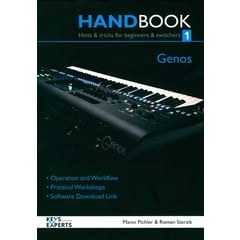Keys Experts Verlag Genos Handbook 1