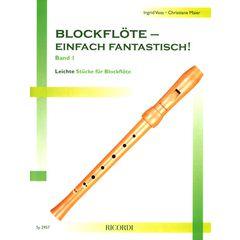 Ricordi Blockflöte fantastisch Vol.1