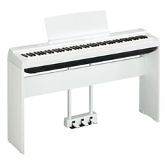 Yamaha P-125 WH Home Bundle