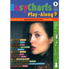 Schott Easy Charts 9 Play-Along
