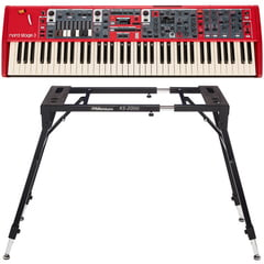 Clavia Nord Stage 3 compact Stand Bundle