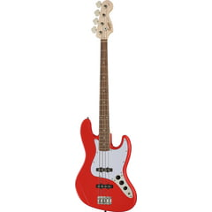 Fender Squier Affinity Jazz IL Red