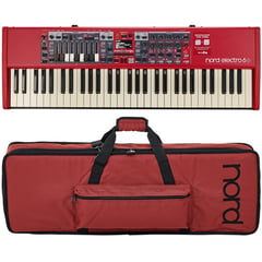 Clavia Nord Electro 6D 61 Bag Bundle