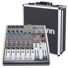Behringer Xenyx X1204 USB Case Bundle