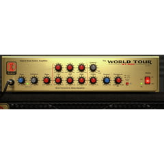 Softube Eden WT-800 Bass Amp