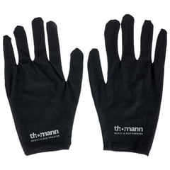 Thomann Cotton Gloves Black S/M