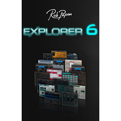 Rob Papen eXplorer 5 Upgrade eXplorer 4