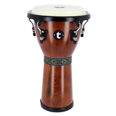 "Thomann 10"" Djembe Satin Brown"