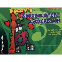 Voggenreiter Voggys Blockflöten-Liederbuch