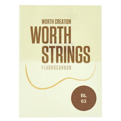 Worth Strings BL-63 Light Tenor Set Ukulele