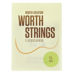 Worth Strings CL-63 Light Tenor Set Ukulele