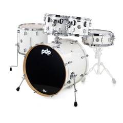 DW PDP CM5 Std. White Shell Kit