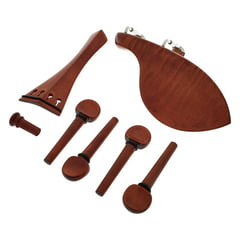 Gewa Viola Parts Outfit Boxwood