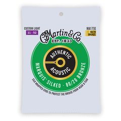 Martin Guitars MA-175S Authentic Acoustic Set