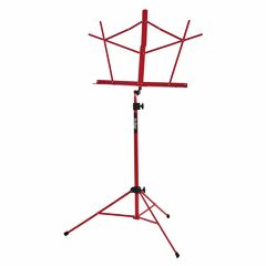On-Stage Music Stand SM7122 Red