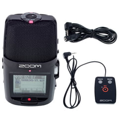 Zoom H2n RC2 Bundle