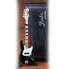 Axe Heaven Fender Jazz Bass Black