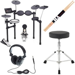 Yamaha DTX482K E-Drum Set Bundle