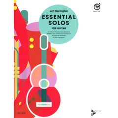 Advance Music Essential Solos for Guitar