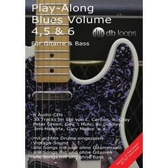 db loops Play Along Blues Vol.4, 5 & 6