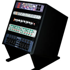 Sterling Modular Versa II One Bay Black