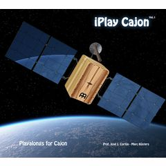 rhythmtoolsfactory iPlay Cajon Vol.1