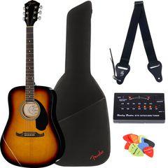 Fender FA-125 Sunburst Bundle