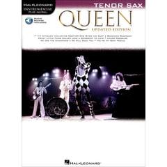 Hal Leonard Queen Tenor Sax Play-Along