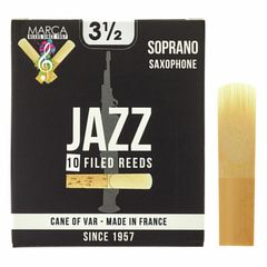 Marca Jazz filed Soprano Sax 3.5