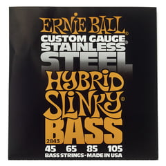 Ernie Ball 2843 E-Steel Bass