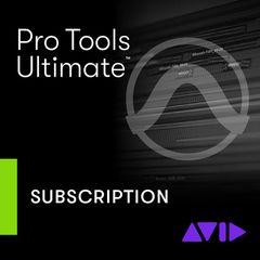 Avid Pro Tools Ultimate 1Y Subscrip