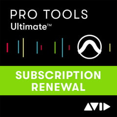 Avid Pro Tools Ultimate 1Y Renewal