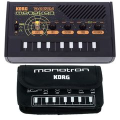 Korg Monotron Delay Bag Bundle