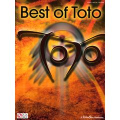 Hal Leonard Best Of Toto PVG