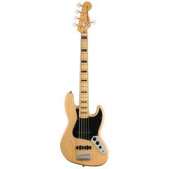 Fender SQ CV 70s Jazz Bass V MN NAT