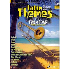 Schott Latin Themes Trombone