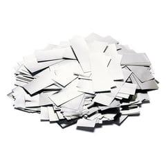 TCM FX MetallicConfetti Silver 1kg