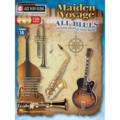 Hal Leonard Jazz Play-Along Maiden Voyage