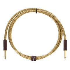 Fender Deluxe Cable 1,5m Tweed Nat.