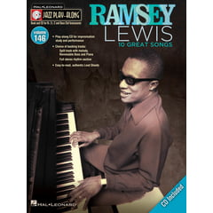 Hal Leonard Jazz Play-Along Ramsey Lewis
