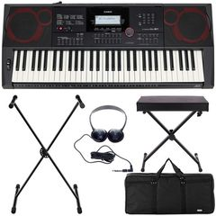 Casio CT-X3000 Deluxe Bundle