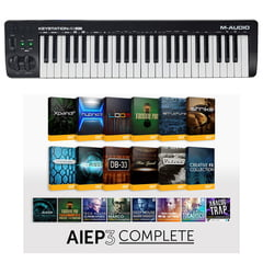 M-Audio Keystation 49 MK3 AIEP3 Bundle