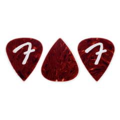 Fender 351 F Grip Shell Pick Set
