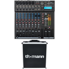 the t.mix xmix 1202 FXMP USB Case Bundle