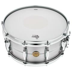 "Gretsch 14""x6,5"" Solid Aluminum Snare"