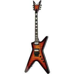 Dean Guitars ML Select Floyd Quilt Top TBZ