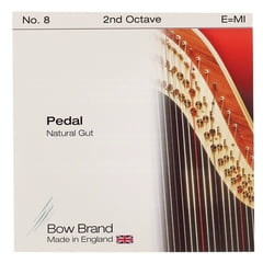 Bow Brand Pedal Natural Gut 2nd E No.8
