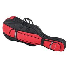 Roth & Junius CSB-01 1/2 BK/RD Cello Bag
